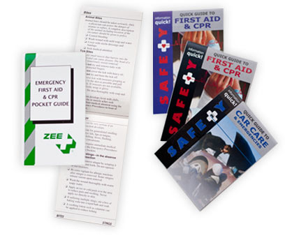 Mini Guides to First Aid & CPR